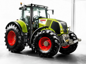 Трактор CLAAS AXION 850.Характеристики и цена.